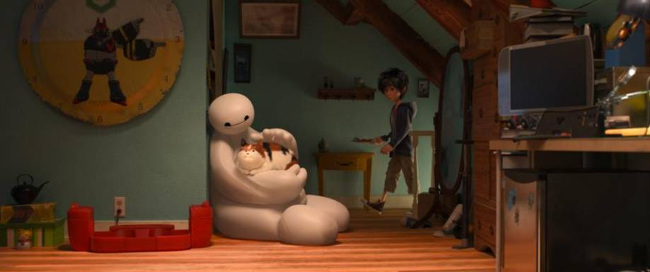 Big Hero 6 – Cast Voices Revealed and a New Trailer Available #BigHero6