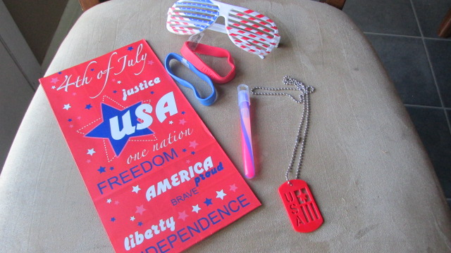 Patriotic goodies for every kid! Find these at ORiental Trading
