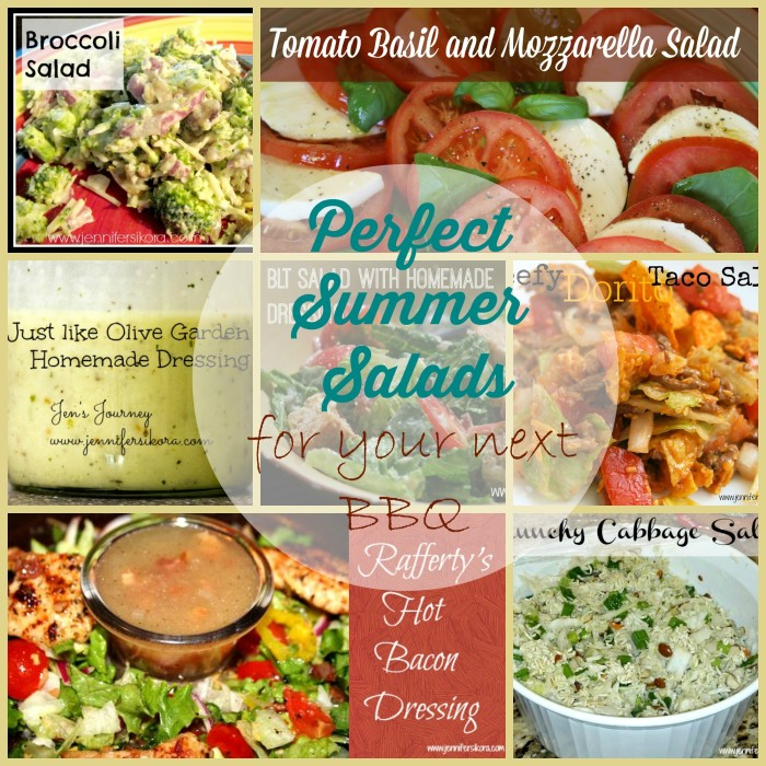 Perfect Summer Salads for Your Next BBQ