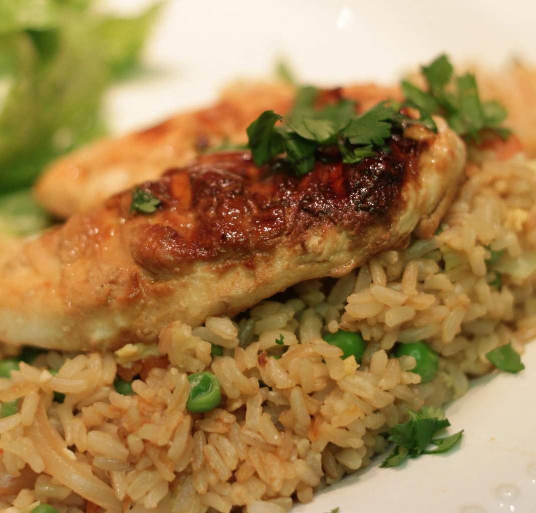 Chicken And Brown Rice Recipes — Dishmaps