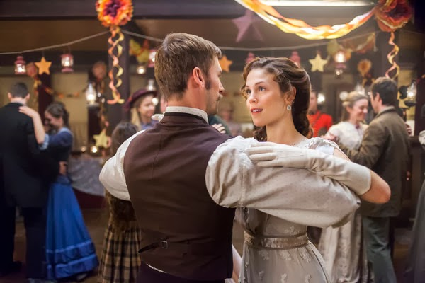 Movie Review – When Calls the Heart The Dance