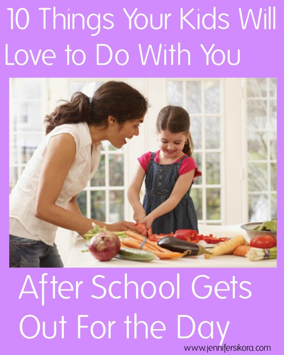 10 Things Your Kids Will Love To Do with You