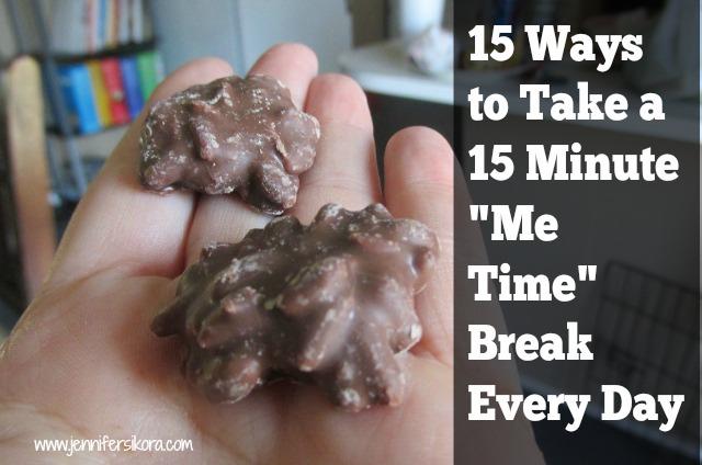 15 Minute Me Time Break Tips #FoodMadeSimple #Shop #Cbias