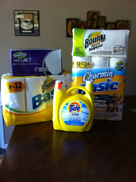 P and g products