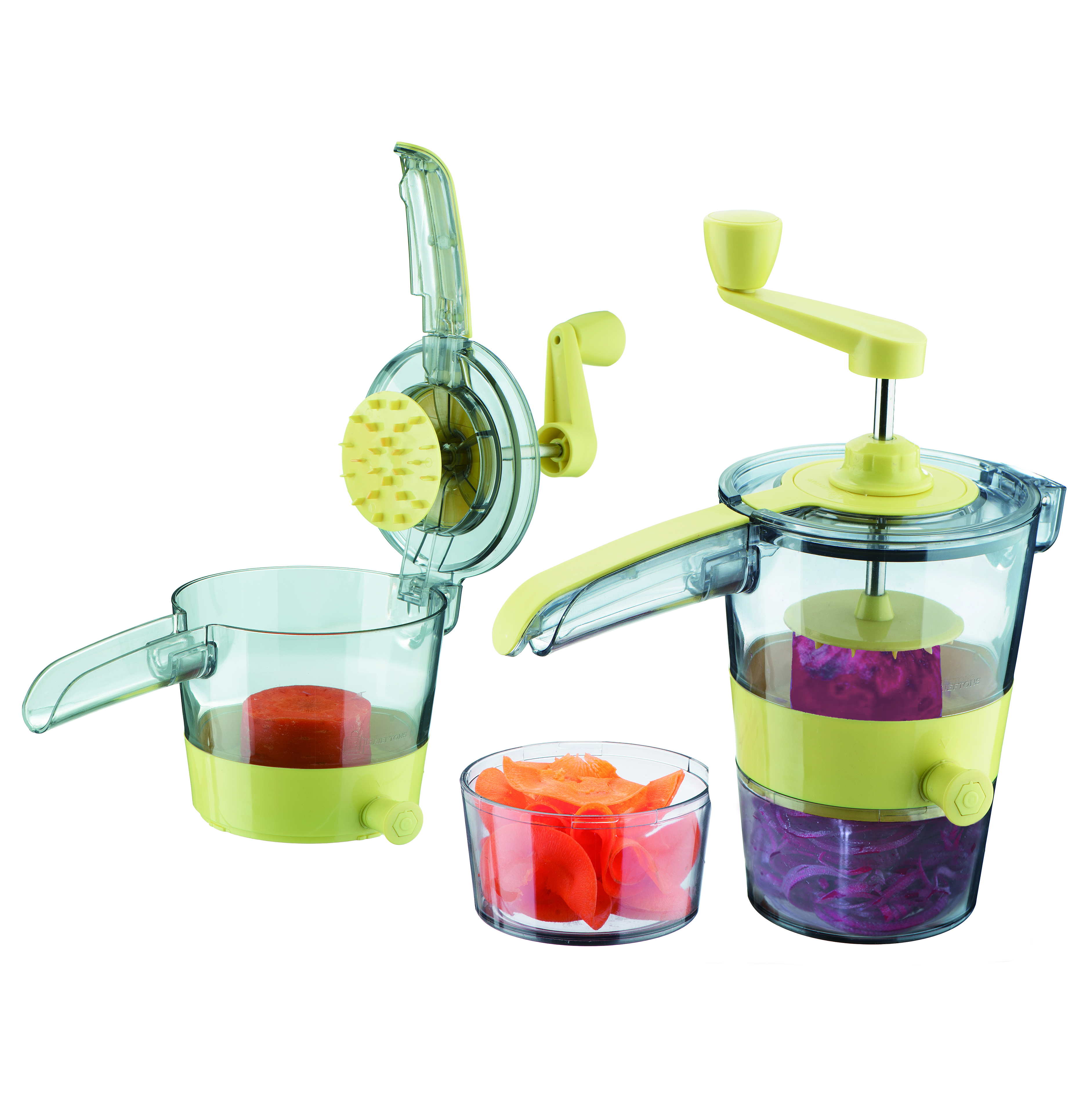 Brieftons InstantVeg Spiralizer Review  (plus giveaway)
