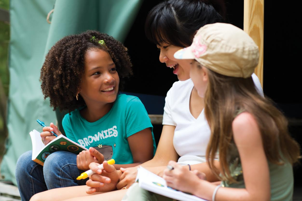 Free Girl Scouts Booklets that Encourage Healthy Habits