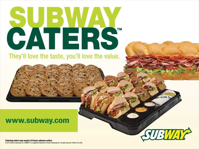 Subway-Catering 1