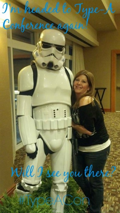 The Mighty Storm Trooper