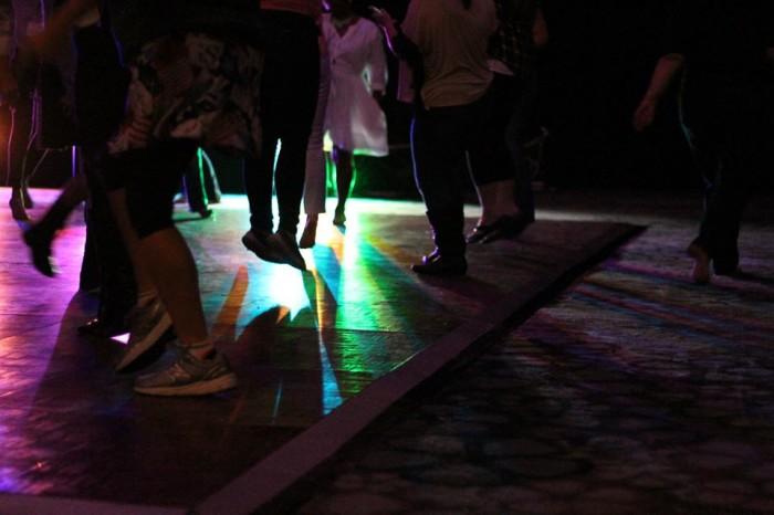 Type A Dancing Scene