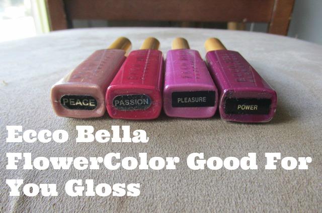 Ecco Bella FlowerColor Good For You Gloss