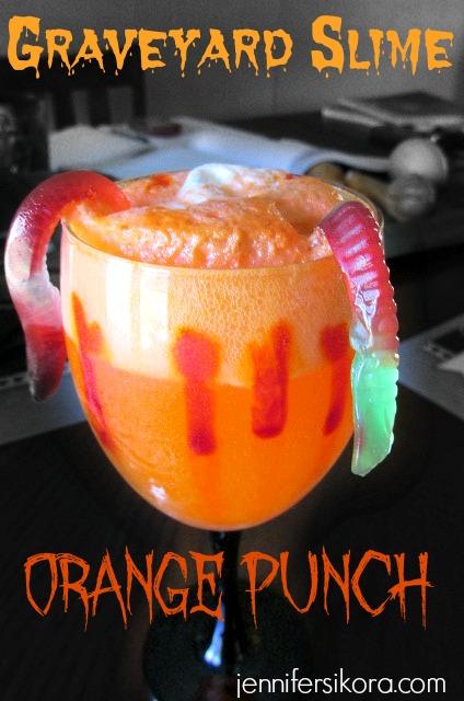 Graveyard Slime Orange Punch