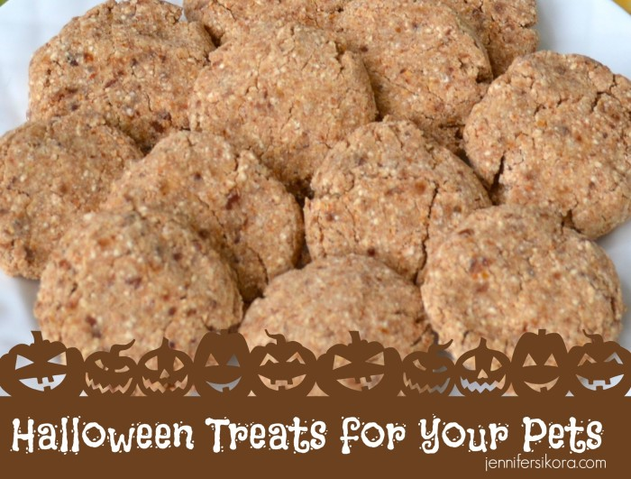 Halloween Treats for Your Pets