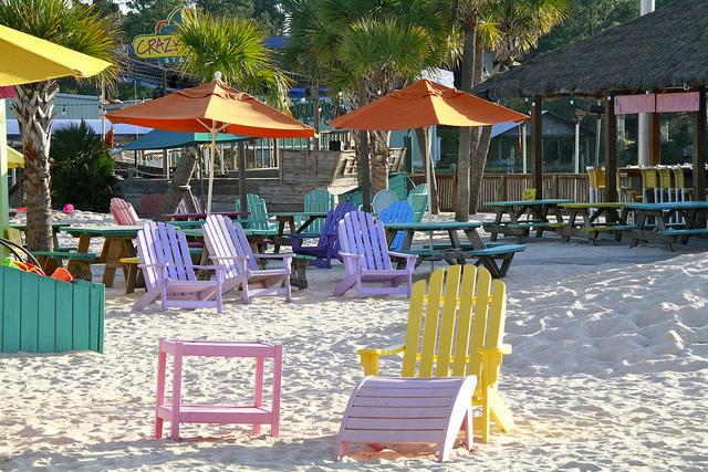 Lulus Gulf Shores Alabama great seating