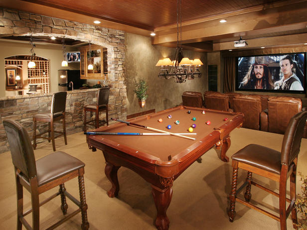 Three Ways to Make Your Mancave More Inviting