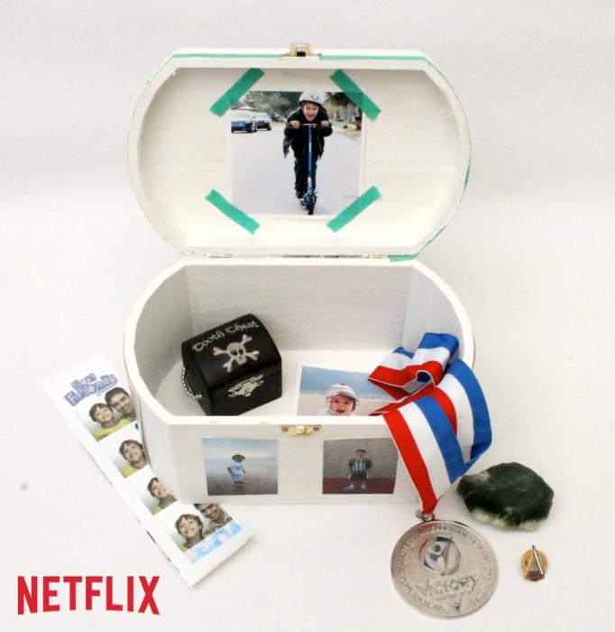 Milestone Memory Box