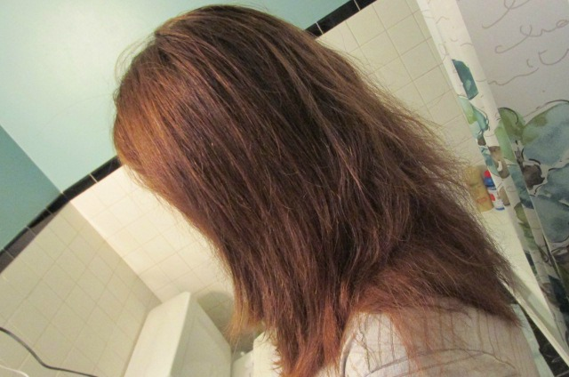 My gorgeous new hair color from Madison Reed