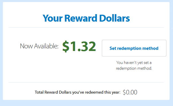 Rewards Walmart