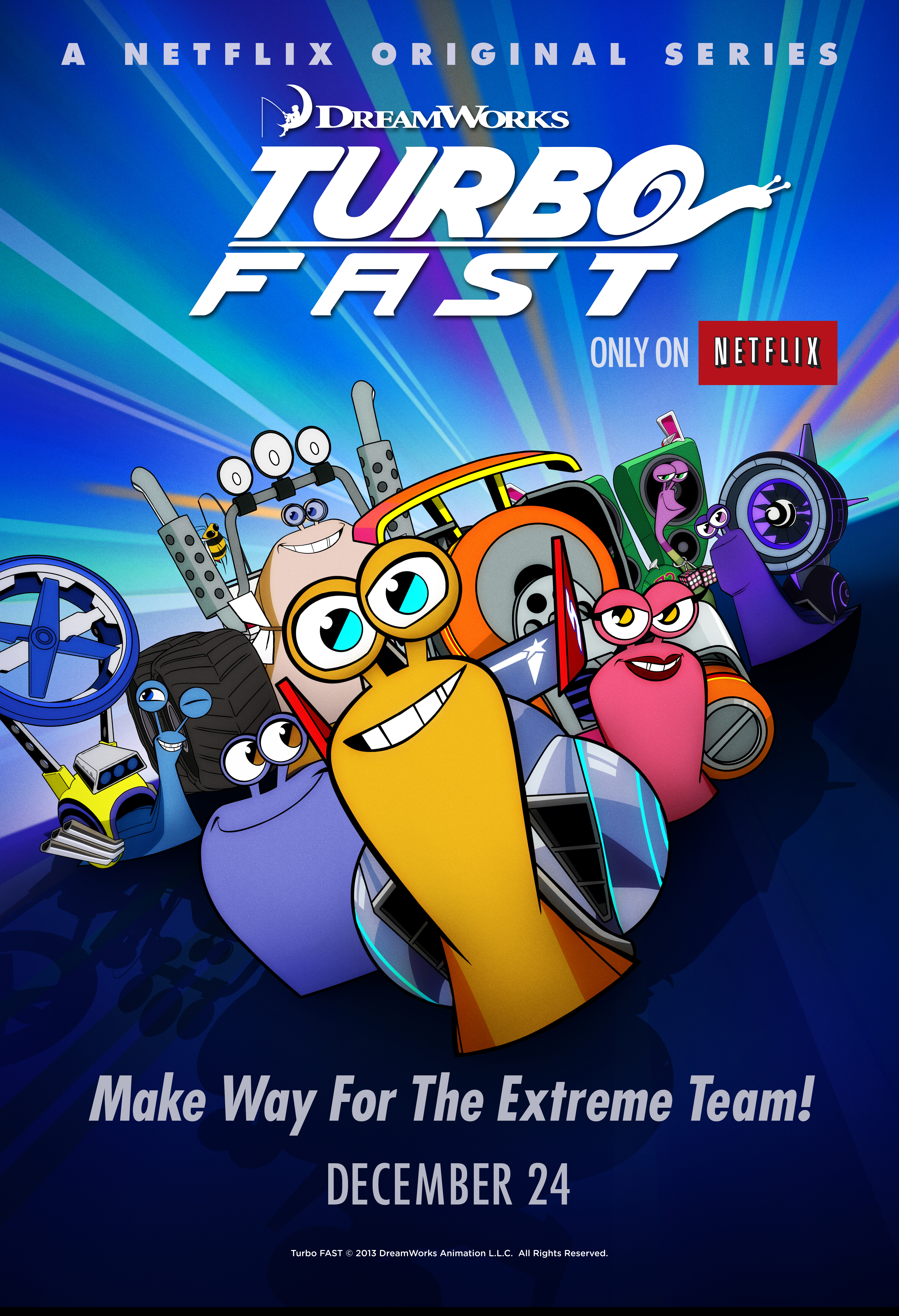 New Episodes of Turbo Fast Coming to Netflix