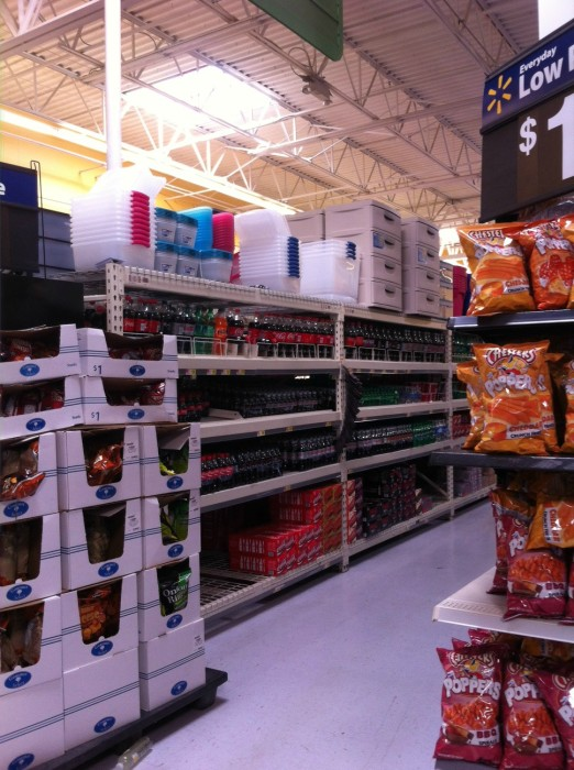 You can find Fanta in the soda aisle at Walmart. It is a great addition to any Halloween Snack -- #SpookySnacks #Shop #Cbias