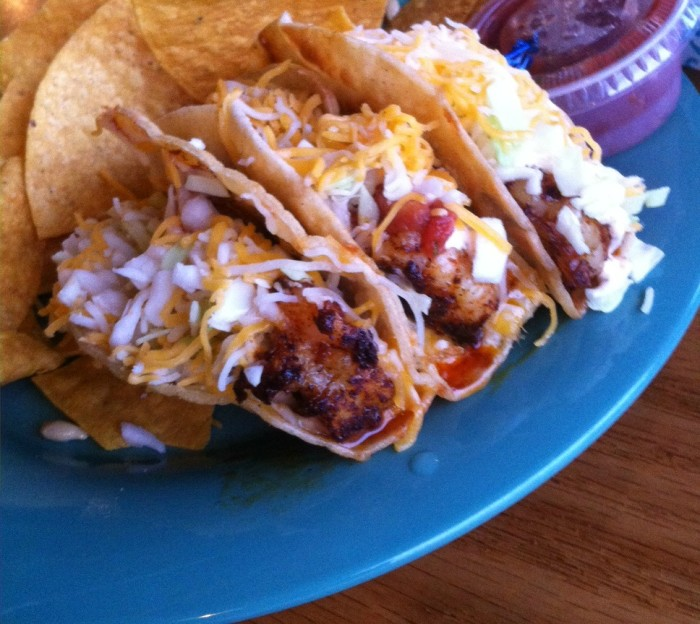 lulus Shrimp Tacos