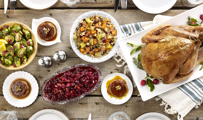 Gluten Free Thanksgiving Jennie-O