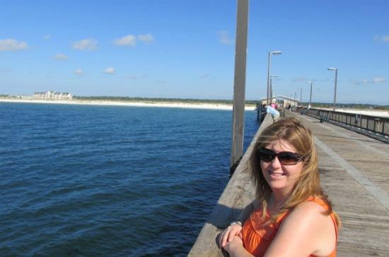 Gulf State Park Pier 1