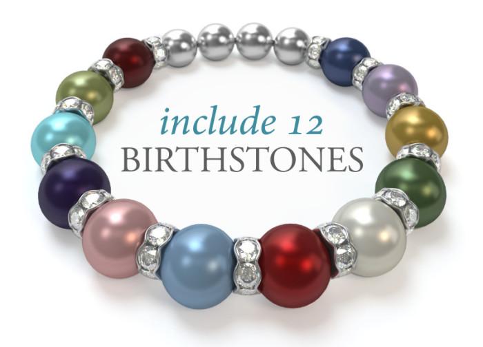 Pearls by Laurel birthstones