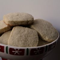Guilt Free Sugar Cookies - Just in Time for the Holidays!
