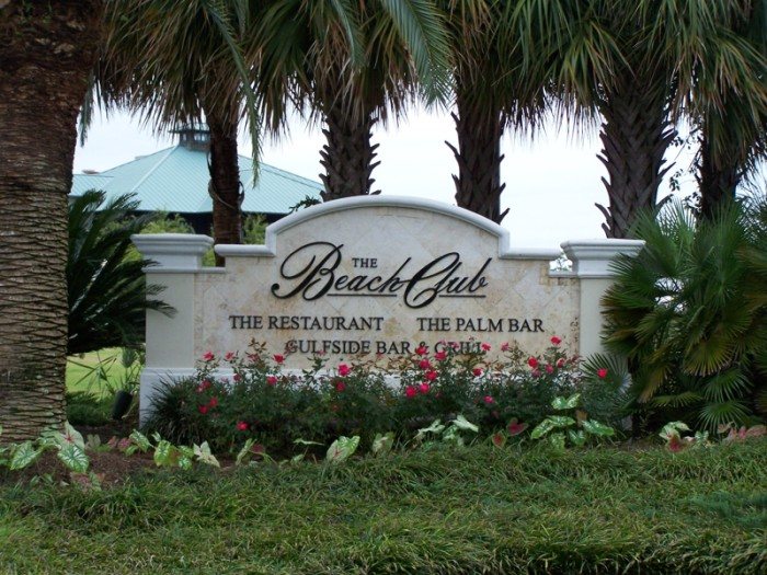 The Spa At Beach Club