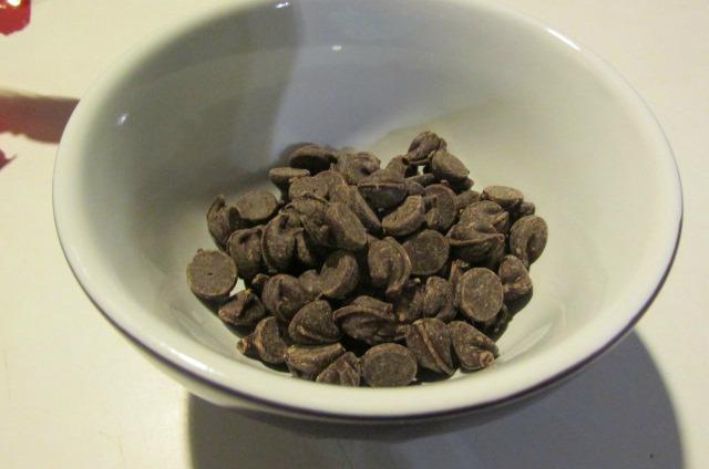 Turkey Rice Krispie melt your chocolate