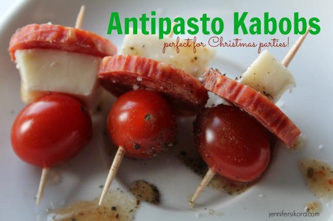 Antipasto Kabobs Jens Journey