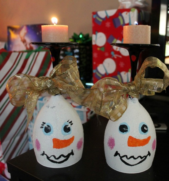 Crafting to create holiday family memories