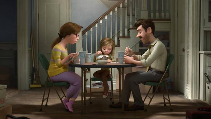 Inside Out – New Trailer from Disney/Pixar #InsideOut