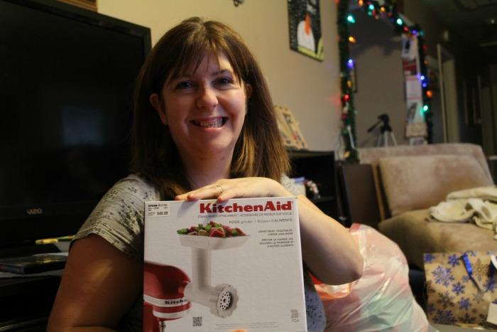 Me and My Kitchenaid