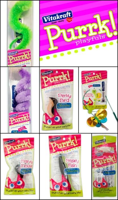 Purrk Playfuls Pro Lg