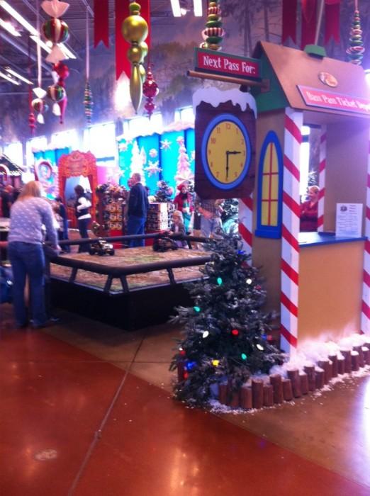 Santas Wonderland Bass Pro Shop