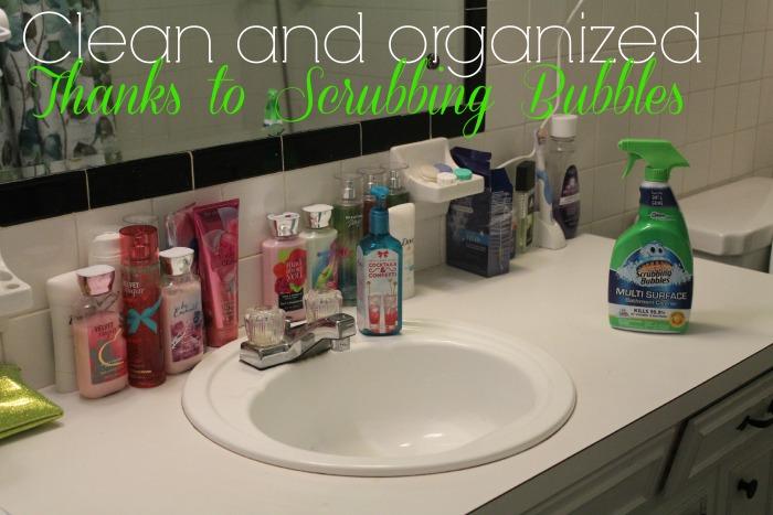 Scrubbing Bubbles 8