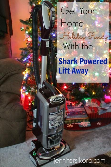 Shark Powered Lift Away