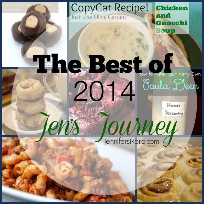 The Best of 2014 Jens Journey