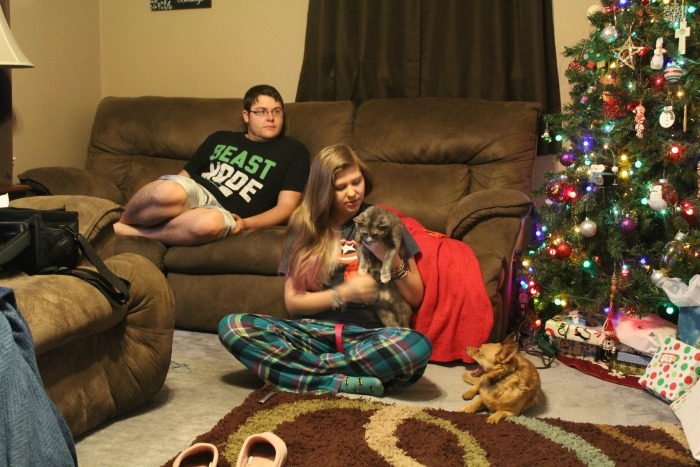 The Kids and Dogs Christmas 2014
