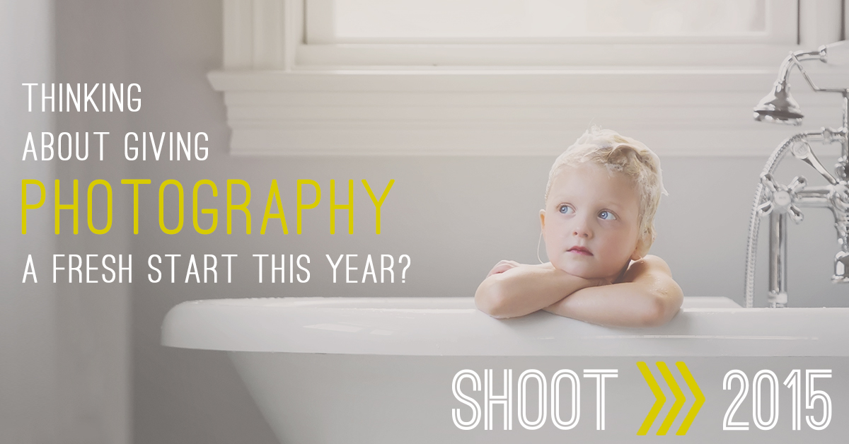 Shoot 2015: Learning to Use My New Camera