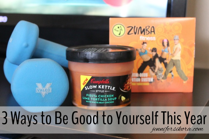 3 ways to be good to yourself this year