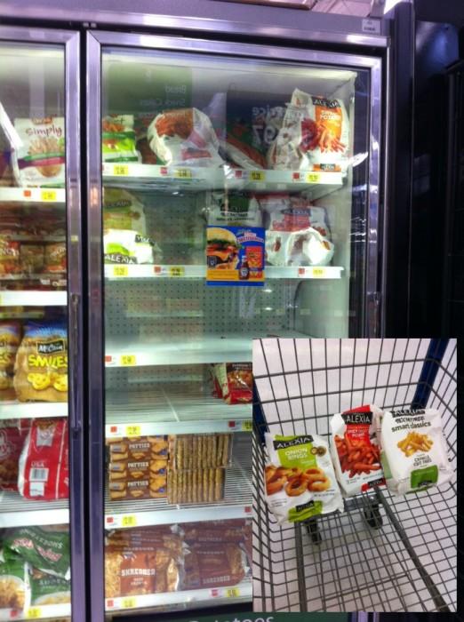 Alexia Frozen Foods