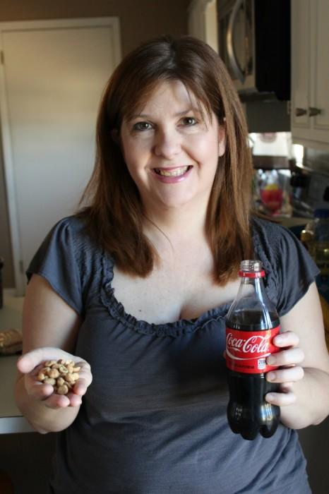 Coke and Peanuts