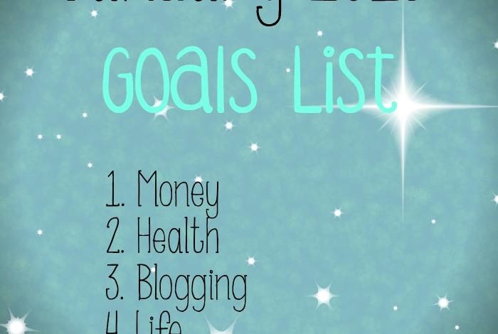 January 2015 goals