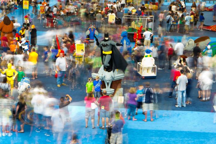 LEGO KidsFest Batman