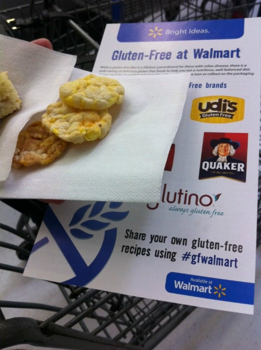 Walmart Gluten Free 4