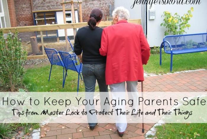 Parents master lock