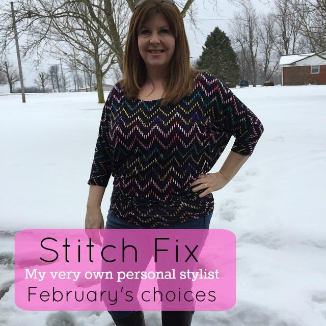 February 2015 Stitch Fix