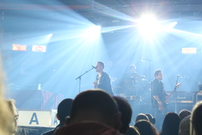 Winterjam 2015 About a Mile